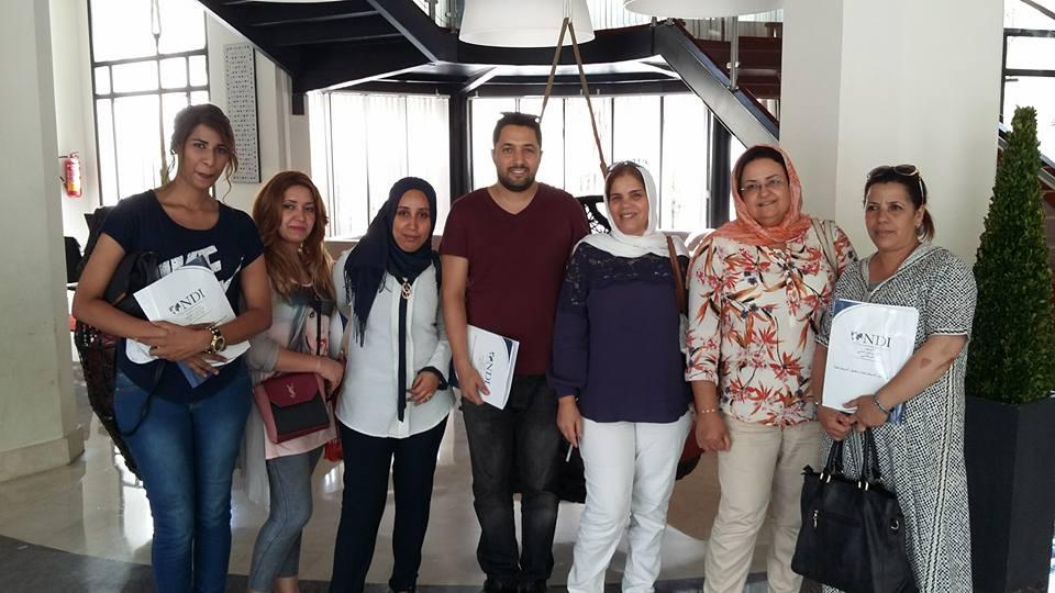 مشاركة متميزة للنساء الدستوريات في دورة تكوينية بفاس