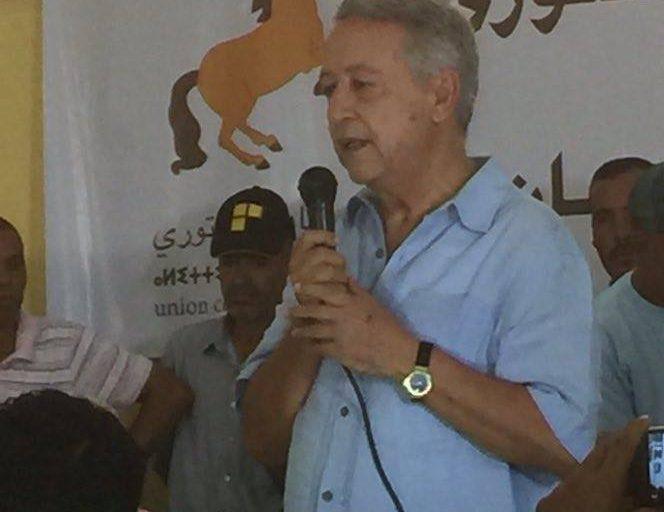 شباب حزب الاتحاد الدستوري يشارك بكثافة في حملة