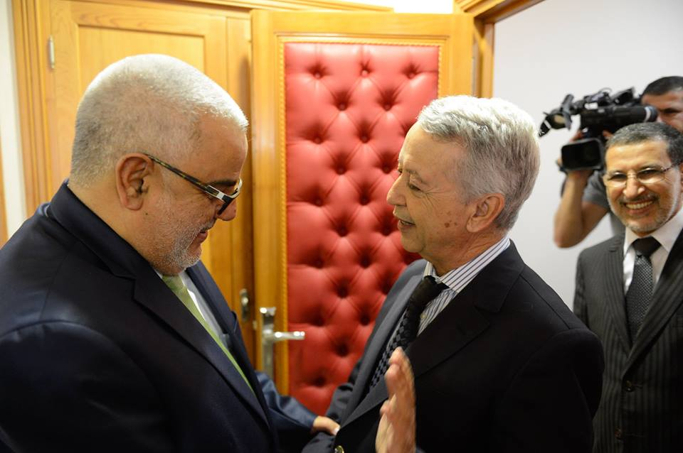 مشاورات تشكيل الحكومة…ساجد يحل بمقر الأمانة العامة لحزب العدالة والتنمية