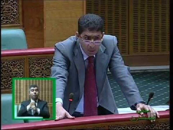 مجلس المستشارين : عدال يطالب بتعديل قانون التعمير 6612