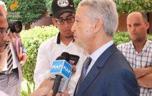 بالفيديو: تصريح السيد محمد ساجد لوسائل الاعلام عقب انتهاء اللقاء المنظم بمقر ولاية جهة مراكش آسفي.