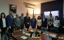توقيع مذكرة التفاهم في مجال الطيران المدني، بين المملكة المغربية والمملكة المتحدة لبريطانيا العظمى و أيرلندا الشمالية.