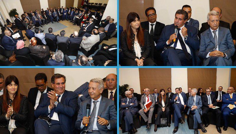 فريق التجمع الدستوري يعقد لقاءا تواصليا بمناسبة الدخول البرلماني