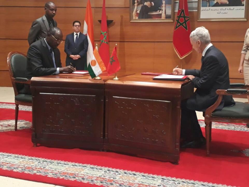 اللجنة المشتركة المغربية-النيجرية .. توقيع 16 اتفاقية تعاون من أجل إعطاء دفعة جديدة للشراكة بين البلدين