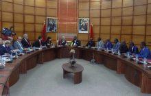 السيد محمد ساجد يستقبل السيد ماتياس اوطونكا اوصولبادجو وزير الرياضة والسياحة والترفيه بالكابون