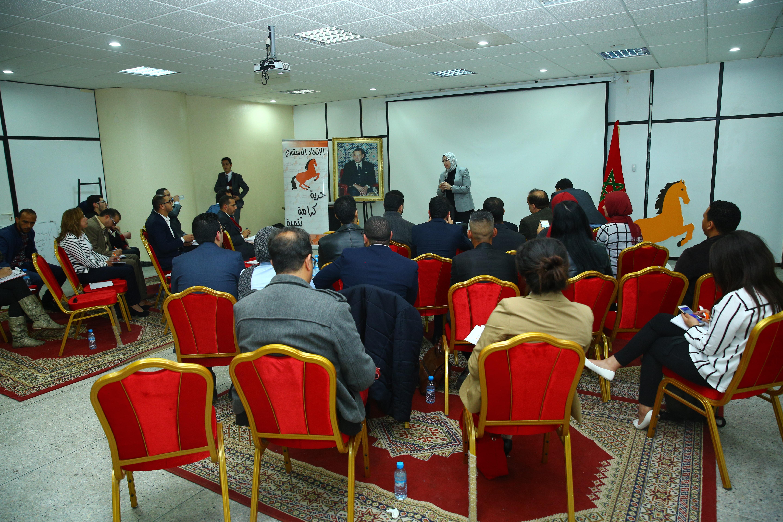 خديجة الزياني : نجاج النموذج التنموي رهين بإصلاح التعليم