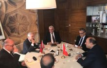 السيد ساجد يستقبل السيد رضوان عيار وزير النقل التونسي (بلاغ صحفي)