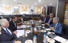السيد محمد ساجد يستقبل سفير اندنوسيا المعتمد بالمملكة المغربية(بلاغ صحفي)