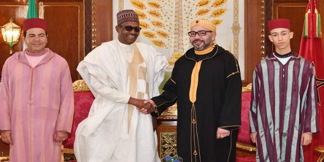 في بيان مشترك .. المغرب ونيجيريا مرتاحان لتطور مجالات التعاون