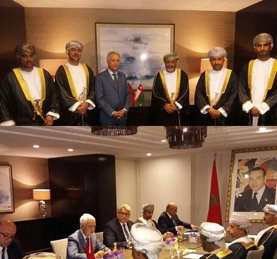 الدارالبيضاء.. السيد محمد ساجد يترأس اجتماعا مع وفد عماني.