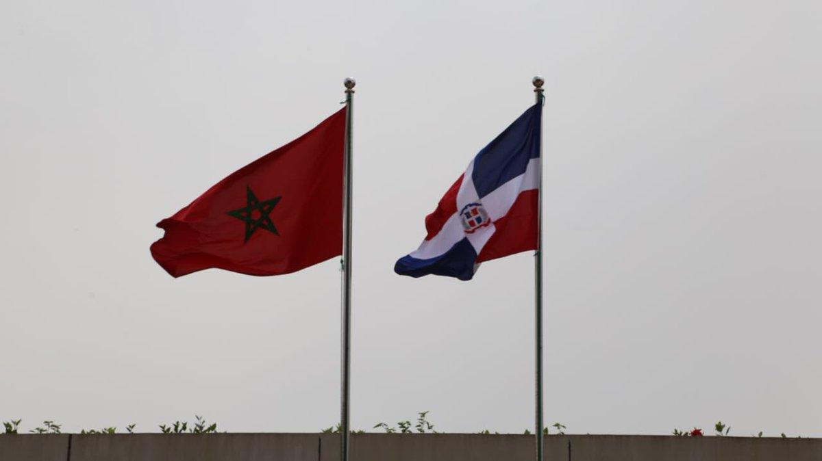 بحث سبل تعزيز العلاقات بين المغرب ودومنيكان في مجالي السياحة والنقل الجوي