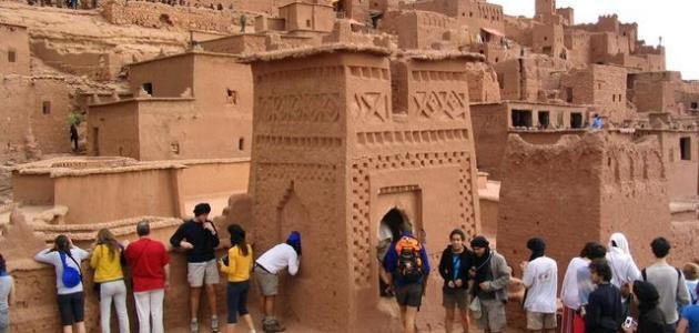 ارتفاع نسبة السياح الوافدين على المغرب بـ 7 % ليبلغ 7 ملايين سائح