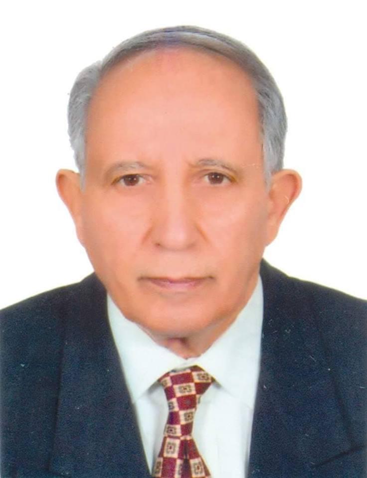ساجد يعزي في وفاة السيد محمد ابويحى