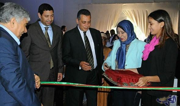 السيد ياسيرعادل وسفير مصر في المغرب يفتتحان