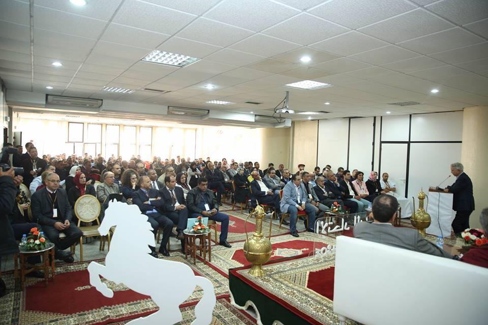 برئاسة ساجد : الاتحاد الدستوري يعقد اجتماع لجنته الادارية في دورته العادية