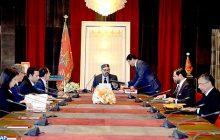 جلالة الملك يترأس جلسة عمل خصصت لقطاع الطاقات المتجددة