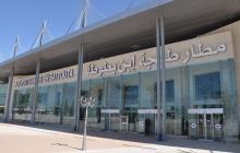 ارتفاع حركة النقل الجوي ب 2,45 في المائة مع متم أكتوبر بمطار طنجة ابن بطوطة