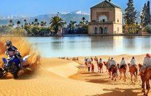 ارتفاع عدد السياح الوافدين على المغرب بنسبة 8 في المائة