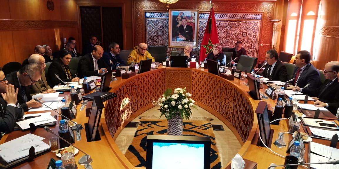 السيد ساجد يترأس اجتماع مجلس ادارة مؤسسة دار الصانع