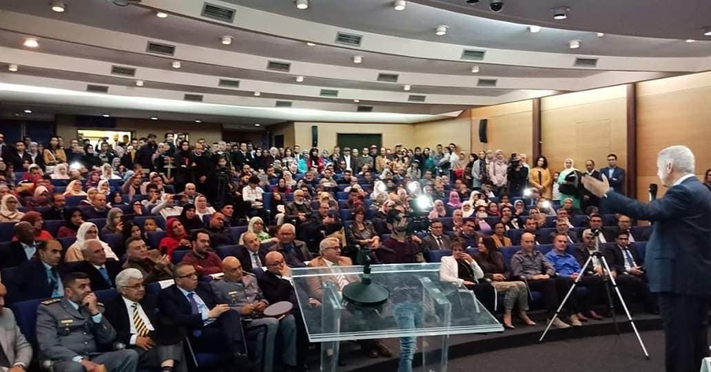 بحضور ساجد : الاكاديمية الدولية للطيران المدني تحتفي ب132 طالبا من خريجي موسم 2017/2018