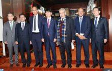 تعزيز التعاون الثنائي يجمع مولود بركايو بوفد برلماني كوري