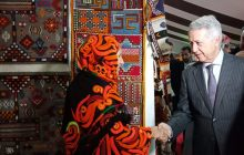 ساجد معرض الزربية في دورته الثالثة يبرز عمق الحضارة المغربية واصالتها التاريخية