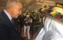 ساجد يتفقد أخر الاستعدادات لافتتاح الأسبوع الوطني للصناعة التقليدية بمراكش(صور)