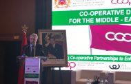 السيد ساجد يترأس فعاليات المؤتمر الدولي حول تنمية التعاونيات بالشرق الاوسط وشمال افريقيا