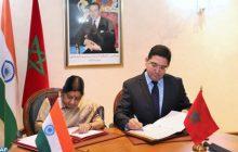 التوقيع على أربع اتفاقيات تعاون بين المغرب والهند