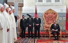 جلالة الملك يستقبل الولاة والعمال الجدد بالإدارتين الترابية والمركزية