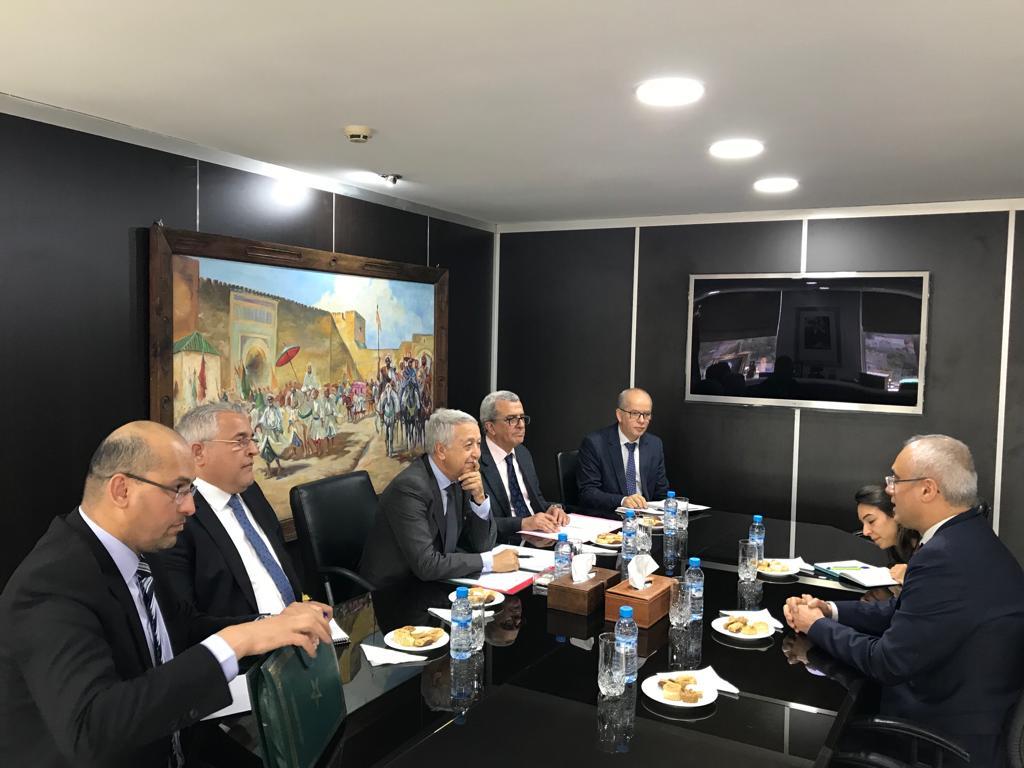 تعزيز التعاون الثنائي محور لقاء ساجد مع السفير التركي
