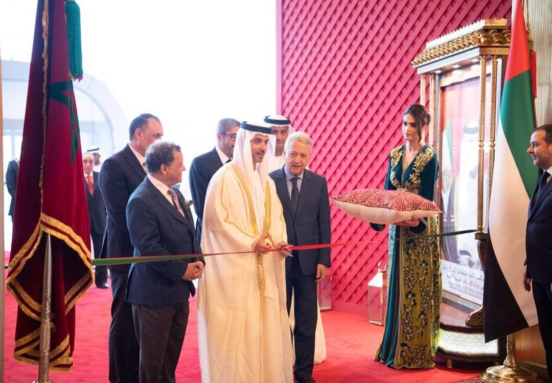 """ساجد : """"فعالية المغرب في أبوظبي"""" تعكس العمق الحضاري والثقافي للمملكة"""