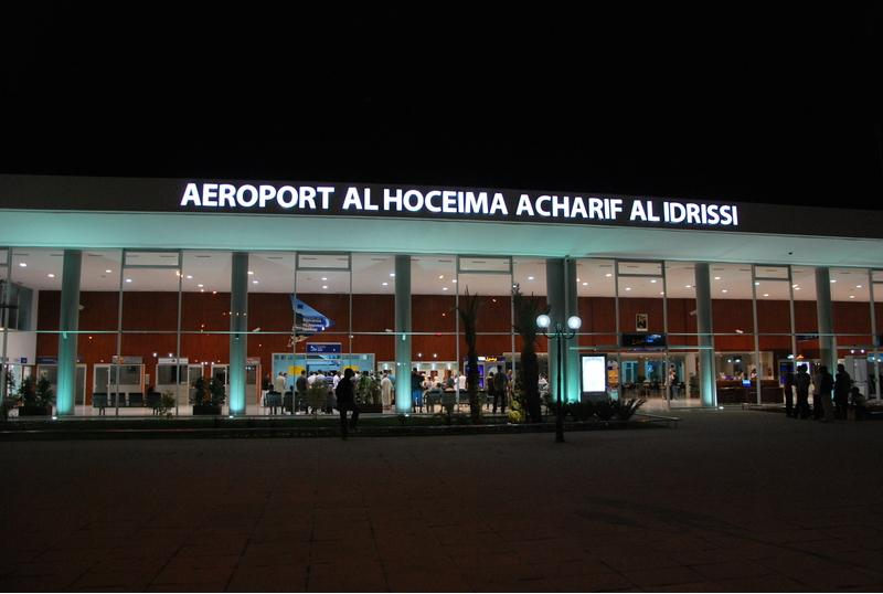 مطار الشريف الإدريسي بالحسيمة يحقق نموا في حركة النقل الجوي