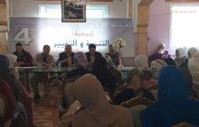 بحضور ازيد من 500 امرأة .. الزموري يعطي انطلاقة جمعية التنمية والتغيير النسوية ببني مكادة