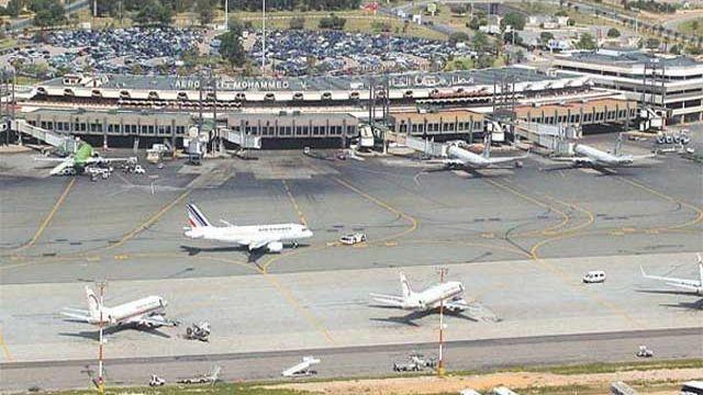 ارتفاع حركة المسافرين بالمطارات الوطنية بنسبة 64ر14 بالمائة خلال أبريل 2019