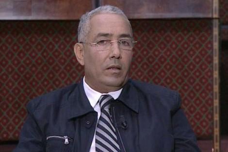 انتخاب الراضي أمينا لمجلس المستشارين