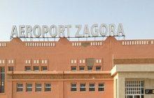 أكثر من 4300 شخص سافر من مطار زاكورة خلال شهر مارس