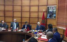 تعزيز التعاون الثنائي محور لقاء جمع ساجد بالوزيرة الاولى لحكومة باربادوس
