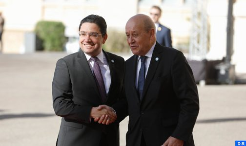 """مارسيليا : المغرب يحضر """" قمة الضفتين، منتدى المتوسط """""""