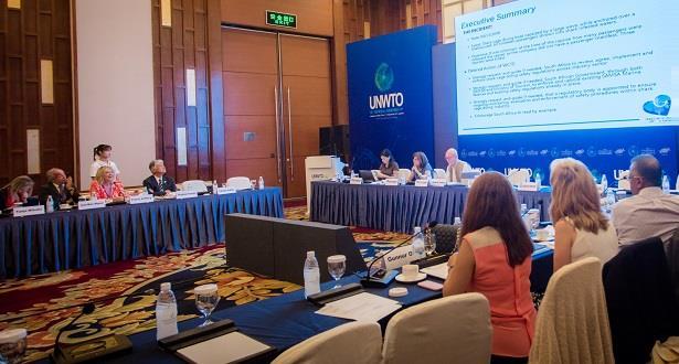 الترويج لترشيح المغرب في العاصمة زغرب لاستضافة الدورة 24 للجمعية العامة للمنظمة العالمية للسياحة سنة 2021