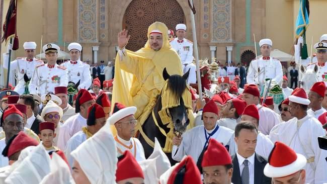عيد العرش .. ذكرى مجيدة يتجدد من خلالها التأكيد على قوة الالتحام بين العرش والشعب