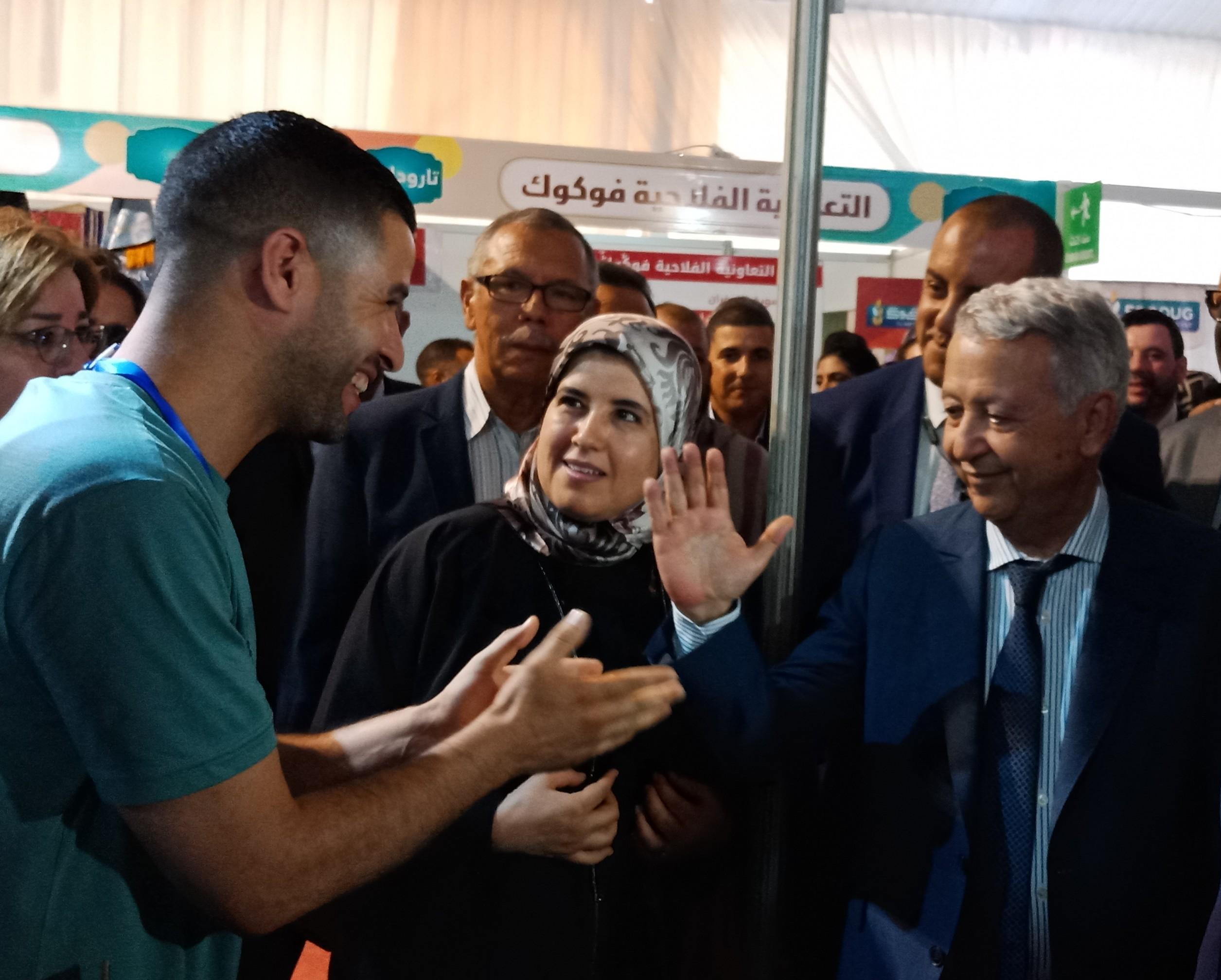 ساجد : قطاع الاقتصاد الاجتماعي والتضامني يساهم بشكل متزايد في تعزيز الدينامية التنموية الجهوية والوطنية