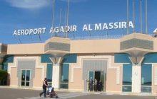 أكادير.. ارتفاع عدد مستعملي مطار المسيرة