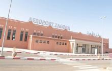 مطار زاكورة.. تسجيل ارتفاع كبير في حركة المسافرين