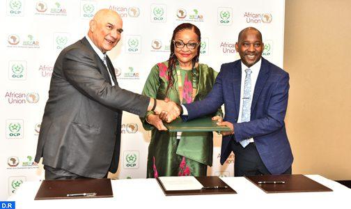 أكرا : المكتب الشريف للفوسفاط والاتحاد الافريقي يعززان شراكتهما لدعم التنمية الفلاحية بإفريقيا