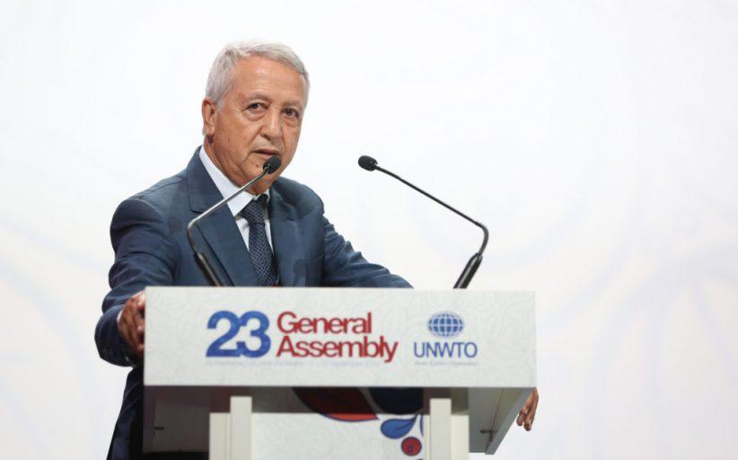 احتضان المغرب للدورة المقبلة للجمعية العامة للمنظمة الدولية للسياحة ثمرة للسياسة الملكية الحكيمة وللجهود الكبيرة لوزارتي الخارجية والسياحة
