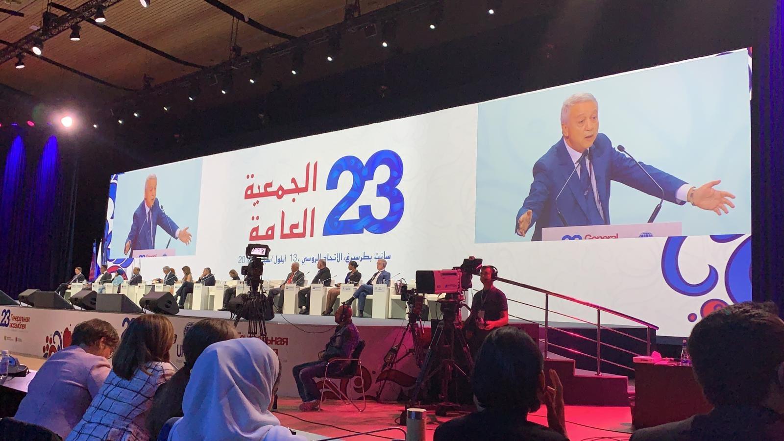 ساجد : هذا الفوز انتصار للمغرب وللاستراتيجية القوية التي يقودها الملك محمد السادس في مجال التنمية المستدامة والشاملة