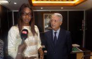 تعزيز التعاون الثنائي محور لقاء ساجد مع وزيرة الاقتصاد الاجتماعي لدولة السينغال