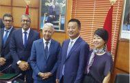 تعزيز الجاذبية السياحية للمملكة محور لقاء ساجد برئيس اكبر مجموعة سياحية صينية