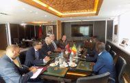 دعم وتوطيد العلاقات الثنائية في مجالي الصناعة التقليدية والاقتصاد الاجتماعي محور لقاء ساجد بنظيره السنغالي
